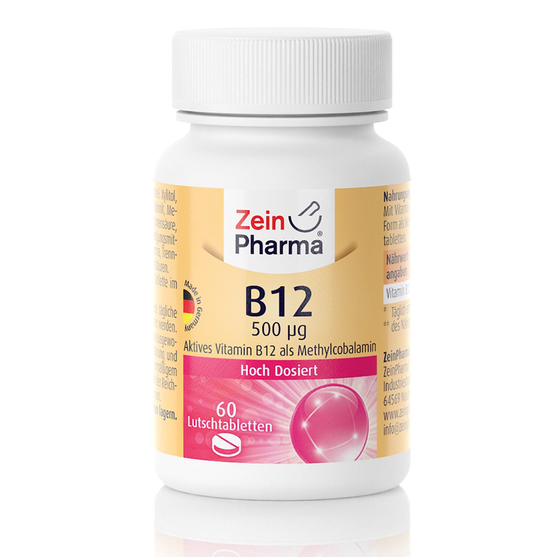 b12 tabletter vegan