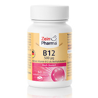 ZeinPharma Vitamin B12 Vitamins Supplement