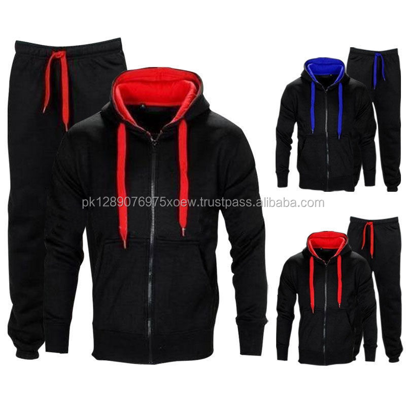 2019-2020 jogging sports fashionable street wear tracksuits, customized brand awesome tracksuits style