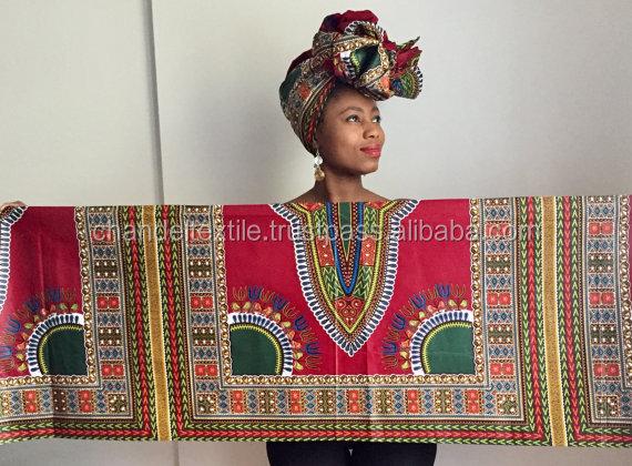African Head Wrap  African Head Scarf African Head Tie African Print Head Scarf