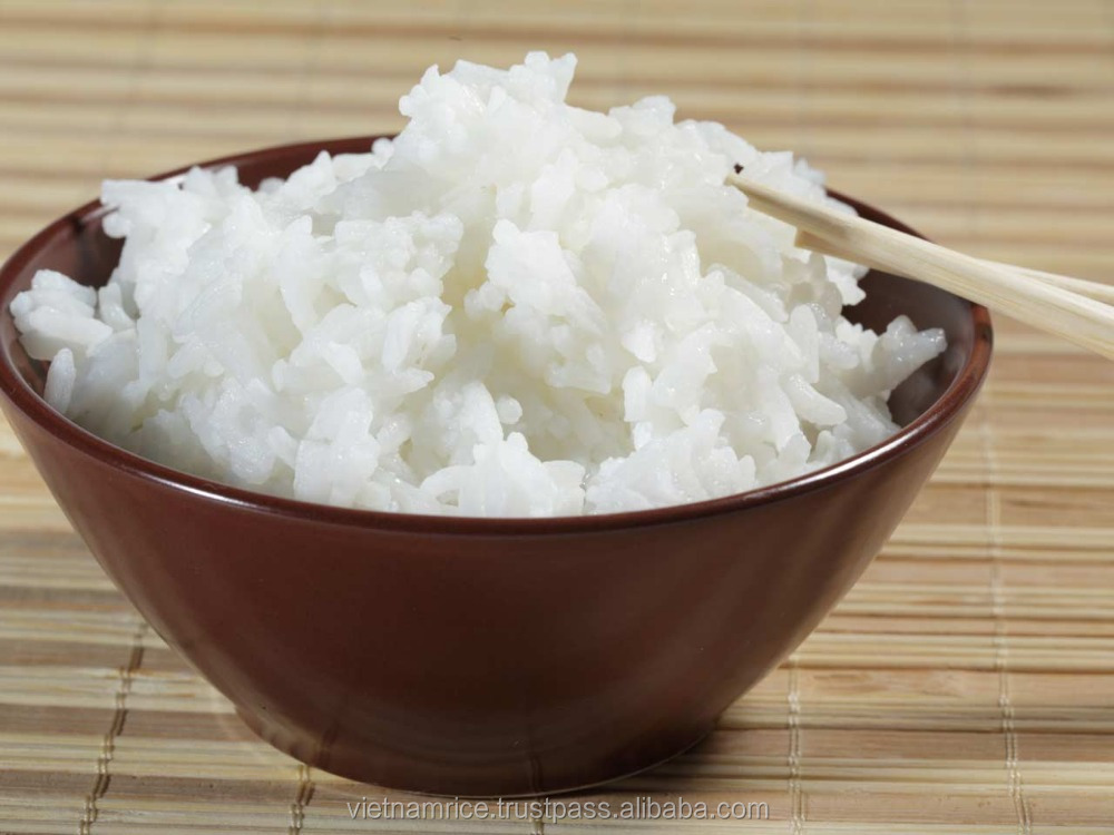 RICE PRODUCER OFFER VIETNAM LONG GRAIN WHITE RICE 5-100% BROKEN- EMAIL:SALES2@TIGIFOODCO.COM