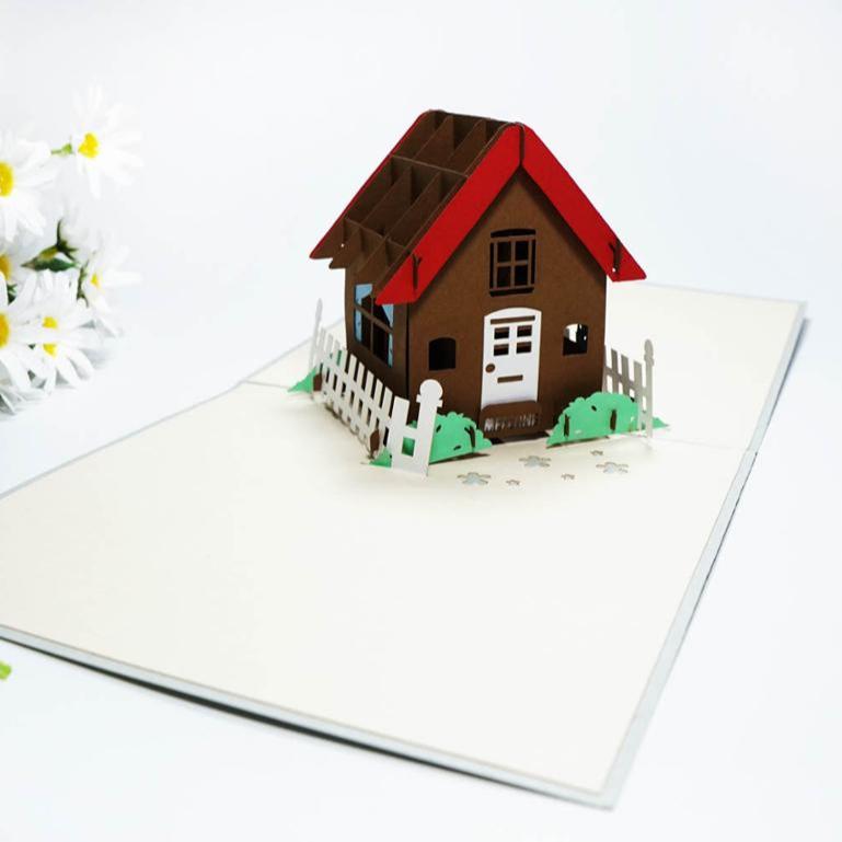 740+ Gambar Kartu Ucapan Rumah Baru Gratis Terbaik