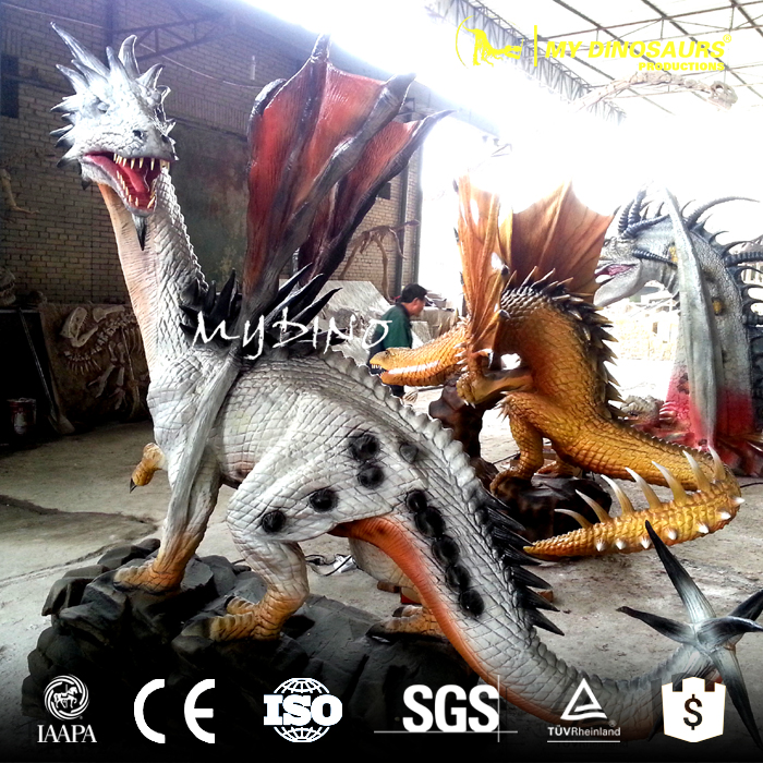 MY Dino WD-39 Mechanical Dragon Robot For Sale