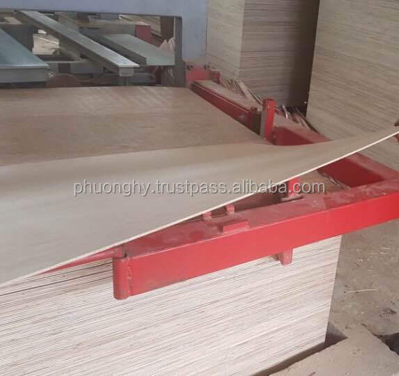 VIETNAM PACKING PLYWOOD 9mm 12mm 15mm 18mmx1220x2440mm