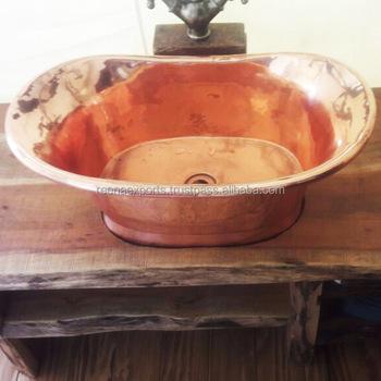 Copper Bathroom Wash Basin Sink