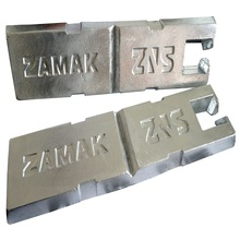 ZAMAK #3# 5 #8 FOR DIE CASTING FACTORY SUPPLY
