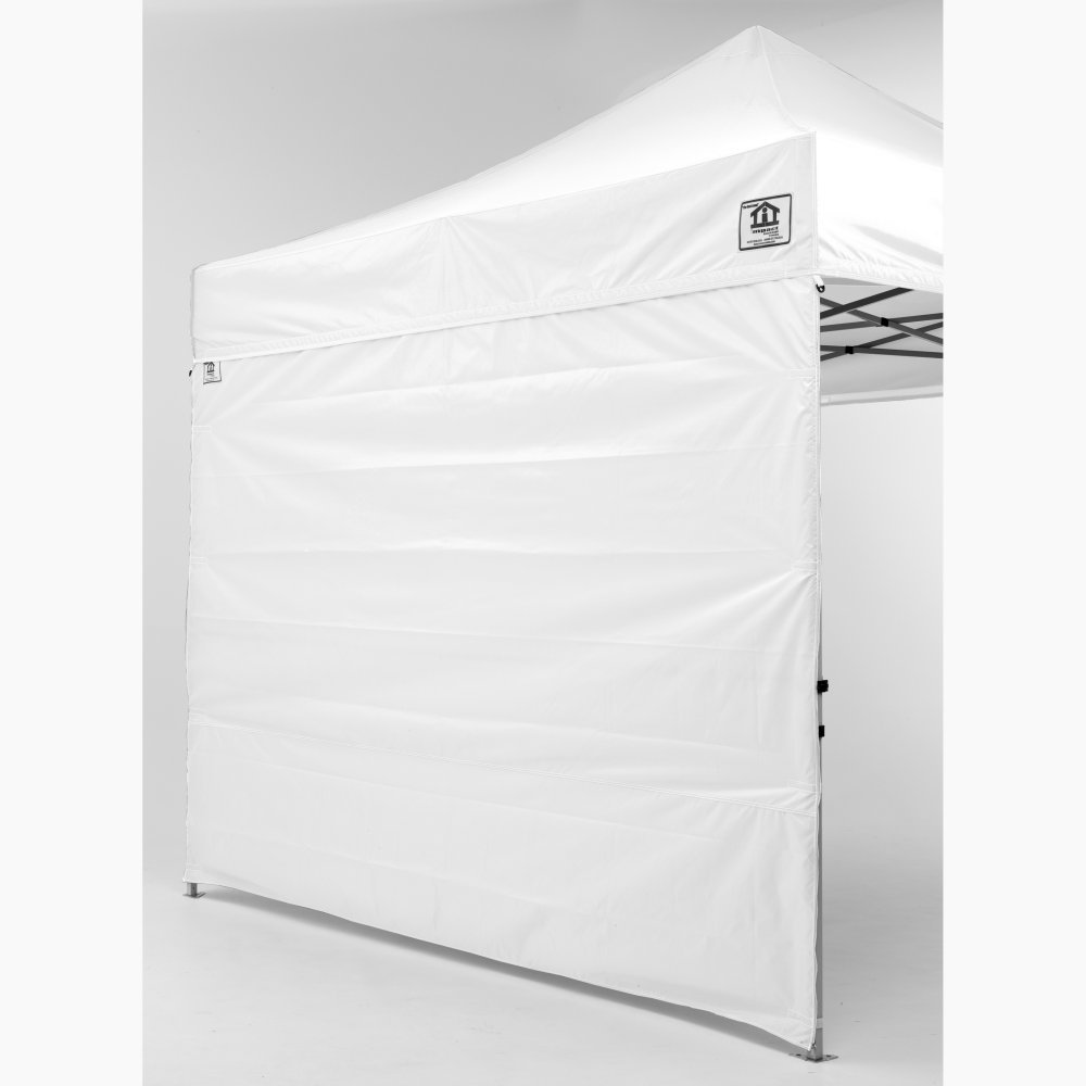 Impact Canopy Side Wall Kit, Canopy Walls for 10x10 Instant Pop Up Canopy Tent, Walls Only, 4 Pack, White