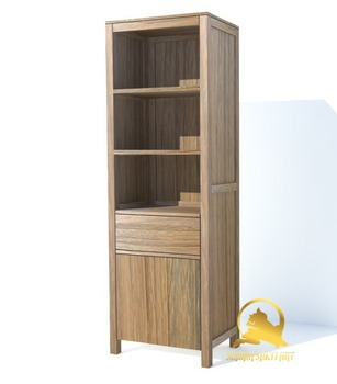 best sneakers 44303 ced4c Solid Wooden Teak Small Bookcase Bookshelf Furniture Indonesia - Buy Wooden  Bookcase,Teak Furniture Indonesia,Bookshelf Product on Alibaba.com