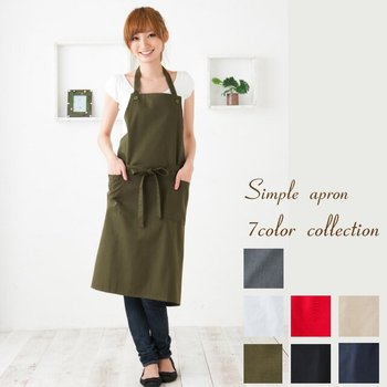 Fashion twill aprons for housewives