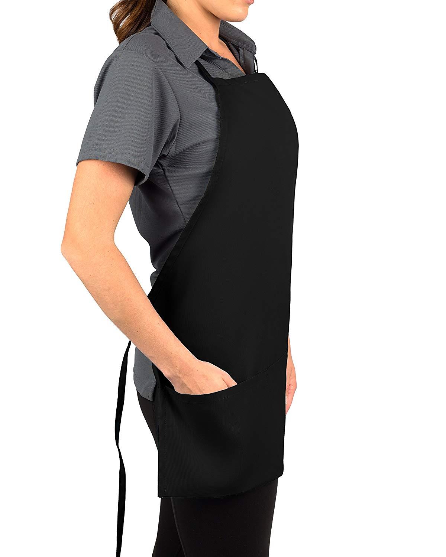 Femmes Bib Bistro Tabliers-Chef Uniforme Fabricants