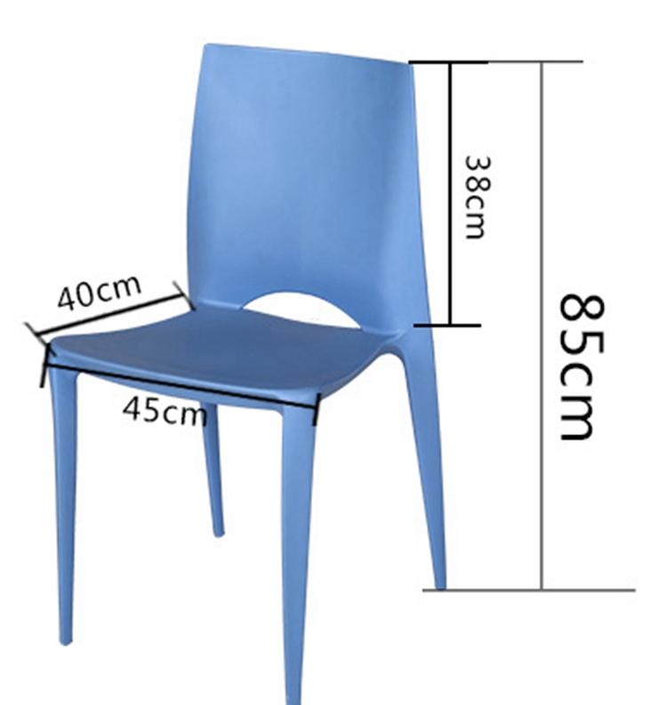 Fabbrica Sedie In Plastica.Fabbrica Diretta Fatta Sala Da Pranzo Sedie Di Plastica Monoblocco