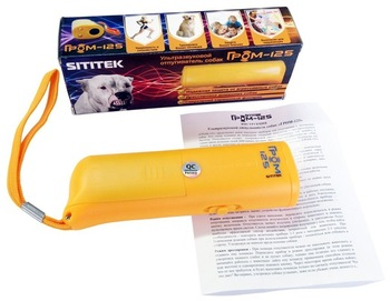 "Ultrasonic dog repeller and trainer ""Grom"" 125"