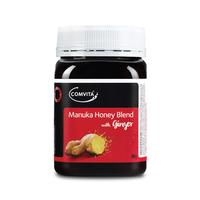 Nature Honey Blend with Ginger, Raw Honey Brands