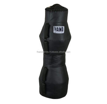 Grling Dummy With Handles Mma Floor Punching Bag Ground And Pound