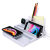 multiple device USB Charging Docking Stand organizer with wireless charging