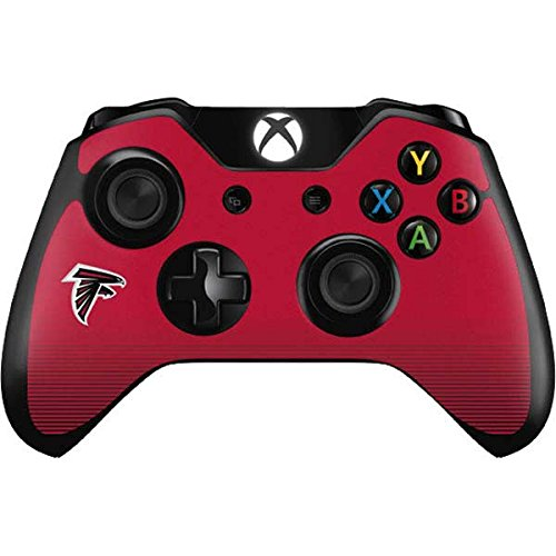 NFL Atlanta Falcons Xbox One Controller Skin - Atlanta Falcons Breakaway Vinyl Decal Skin For Your Xbox One Controller