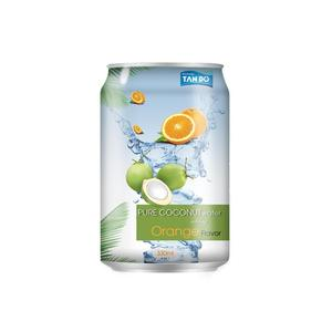 Young Coconut Water export with Calamansi flavor Wholesale
