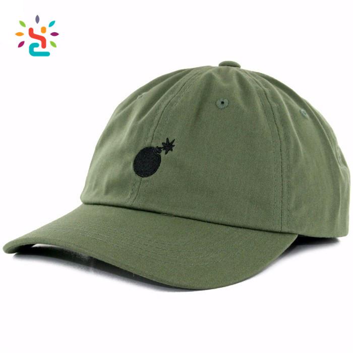 Wholesale Own design baseball caps custom emoji embroidery logo dad hats  kids dad hats small head fb20833e49b