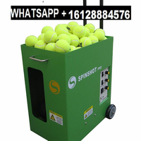 SPINSHOT-PRO TENNIS BALL MACHINE