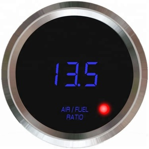 52mm digital car air fuel ratio gauge
