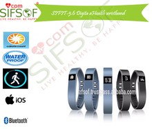 SIFIT-5.6 Digital Pedometer, Calorie Counter, Bluetooth ,Anti-Lost alarm