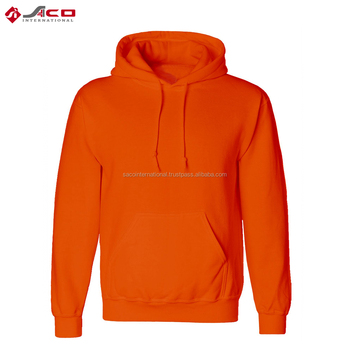 2018 Fashion High Quality Custom Men Hoodies Plain Hoodies