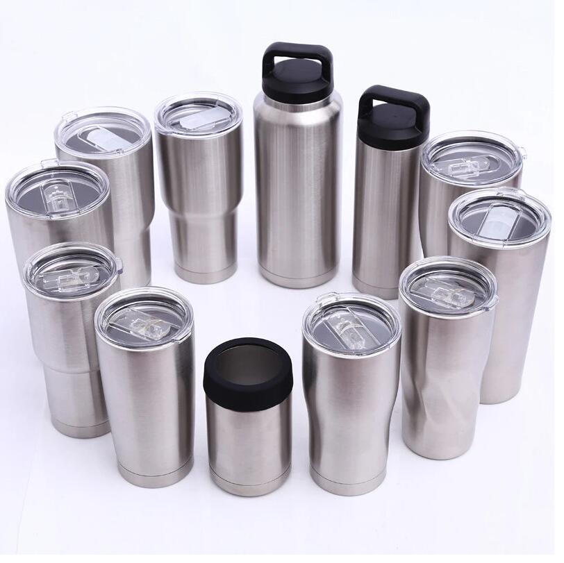 20oz Double Wall Insulated Vacuum Travel Coffee Tumbler Stainless Steel Tumbler vacuum Mug Wholesale Tumbler