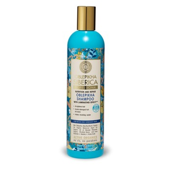 Oblepikha champú para Normal y cabello graso, 400 ml