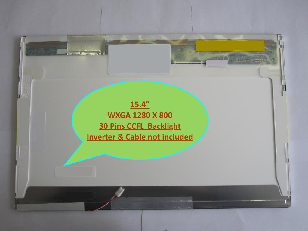 "DELL INSPIRON 1525 LAPTOP LCD SCREEN 15.4"" WXGA CCFL SINGLE (SUBSTITUTE REPLACEMENT LCD SCREEN ONLY. NOT A LAPTOP )"