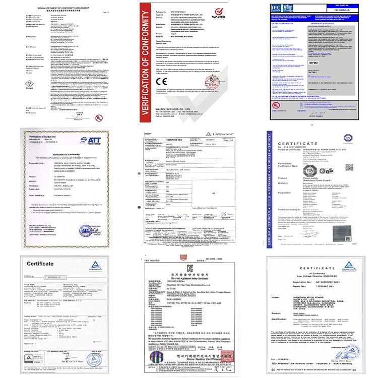 UL1310 แหล่งจ่ายไฟ ac ปลั๊ก dc 5 v 4a/9 v 3a/12 v 2a/ 24 v 1a power adapter