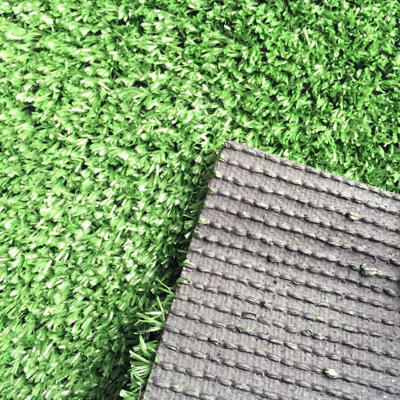 Goedkope Pp Kunstgras 7mm 10mm Korte Turf Plastic Gras Tapijt
