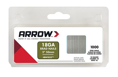 Arrow Fastener 97 030CS 9 16 Inch Brad Nails 18