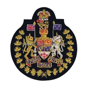 Custom Army,Navy,Air Force Rank Insignia,Creative Badges Bullion Wire  Emblems - Buy Military Officer Ranks,Military Rank Stripes,Corporal  Insignia