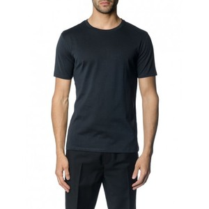 Men's Basic Plain Tee T-Shirt Crew Neck Shirt Solid Color Cotton T-Shirt