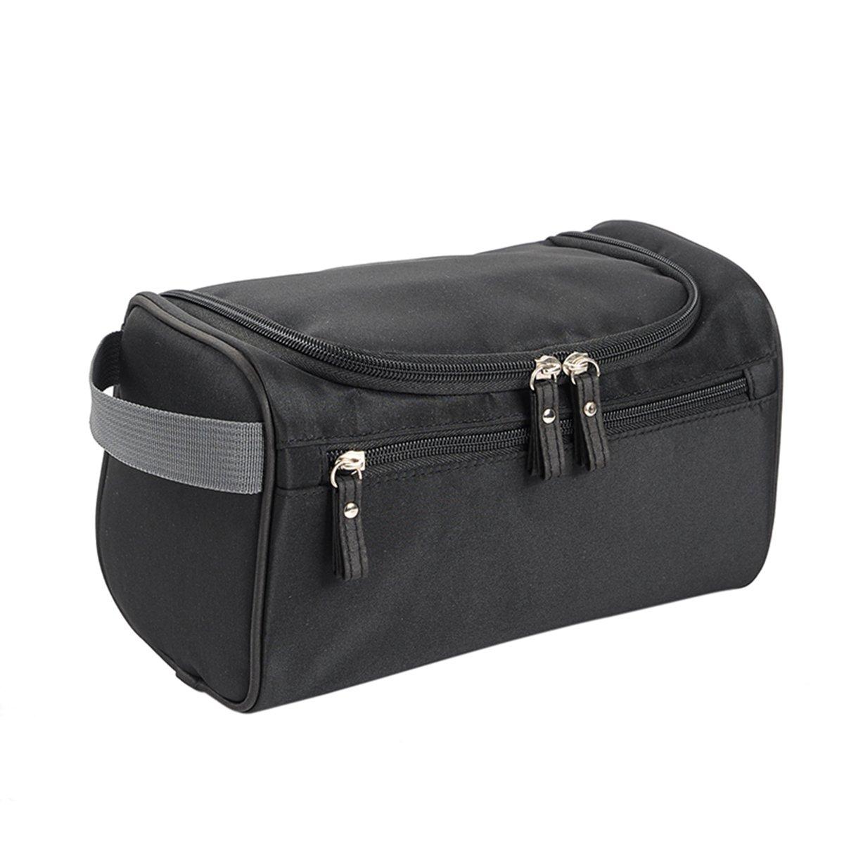 bad01b96a6 Hanging Toiletry Bag   Makeup Organizer   Cosmetic Bag   Portable Travel  Kit Organizer   Household