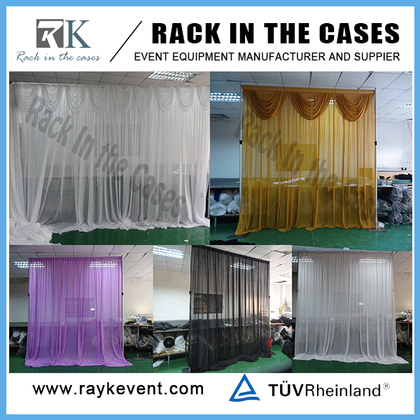 Pipe And Drape System wedding decorations & gifts decoration mariage