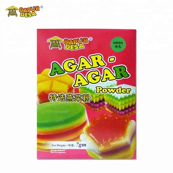 7g Dapur Desa Agar Powder (Green)