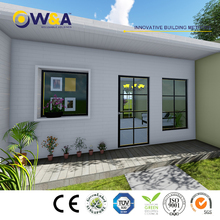 (WAS1005-36D)China Manufacturer Modular Homes/Prefab Steel Building