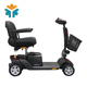 Newest Outdoor Walking Machine Foldable Handicapped 4 Wheel Mobility Electric Scooters