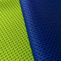 100% Polyester Air Mesh Spacer Backpack Bag Fabric