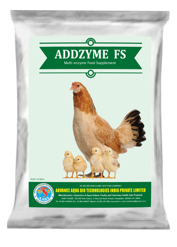 Addzyme Fs -- Multi Enzyme Feed Supplement-poultry - Buy Feed Enzyme,Birds  Become Very Healthy And Active,Poultry Medicine Product on Alibaba com