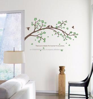 Gambar Stiker Dinding Kamar | Ayo Desain Rumahmu