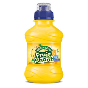 Fruit Shoot Tropical No Added Sugar and Vitamin Drink