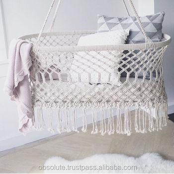 macrame baby hammock swing  macrame hanging bassi  baby hanging cradle macrame baby hammock swingmacrame hanging bassi  baby hanging      rh   alibaba