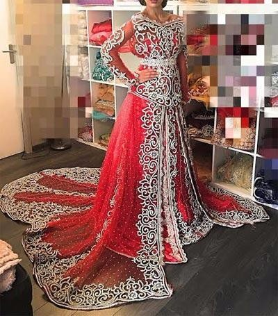 Kaftane Marocain Mariage 53 Remise Www Boretec Com Tr