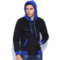 custom made zipper jacket hoodie, wholesale oversize fleece men hoodie