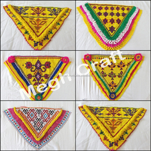Indische Banjara perlen patches-Kutch patch-handmade glasperlen Patches-Afghani Patch
