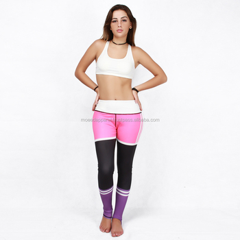 17b06e487c Girls Yoga Pants Outdoor Leisure Sports Wear - Buy Women Legging ...