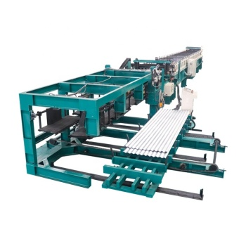 Low Power Consumption Super High Speed Auto Stacker Corrugated Metal Roof Panel Sheet Roll Forming Machine