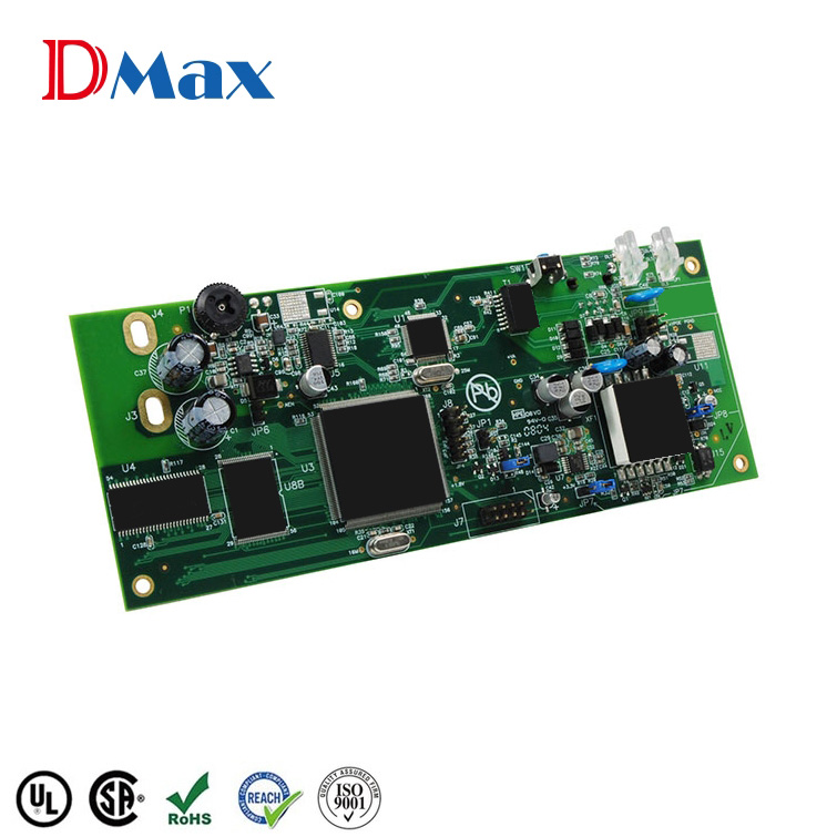 DC AC Inverter PCB Circuit Board and Components